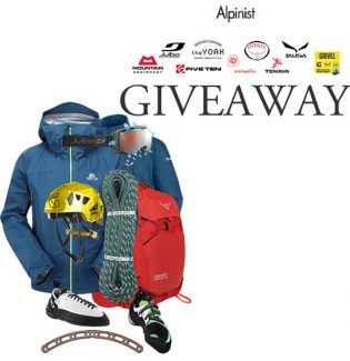 Alpinist Fall Giveaway