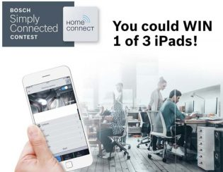Bosch Simply Connected Contest