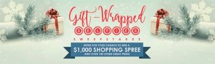 Waffle House and Coca-Cola Gift-Wrapped Selfies Sweepstakes