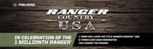 Polaris Ranger Country USA Giveaway