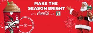 Coca-Cola & 7-ELEVEN Holiday SLURPEE Sweepstakes