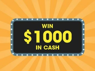 Win $1,000 in Free Cash Sweepstakes