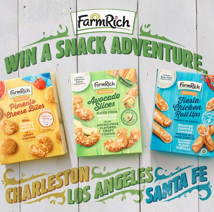 Farm Rich Special Edition Sweepstakes