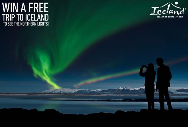 Atlas Obscura Win a Trip to Iceland Sweepstakes