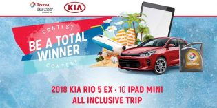 Be a Total winner Contest