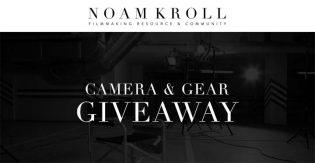 Noamkroll·com Fall Camera & Gear Giveaway