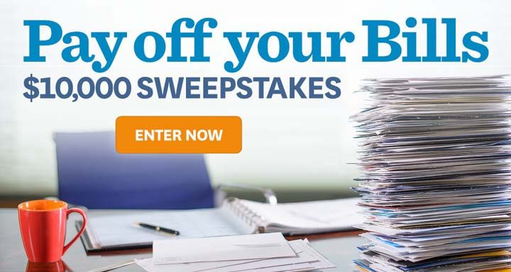 Bhg 10 000 Sweepstakes Bhg Com 10kbills Sweepstakes Pit