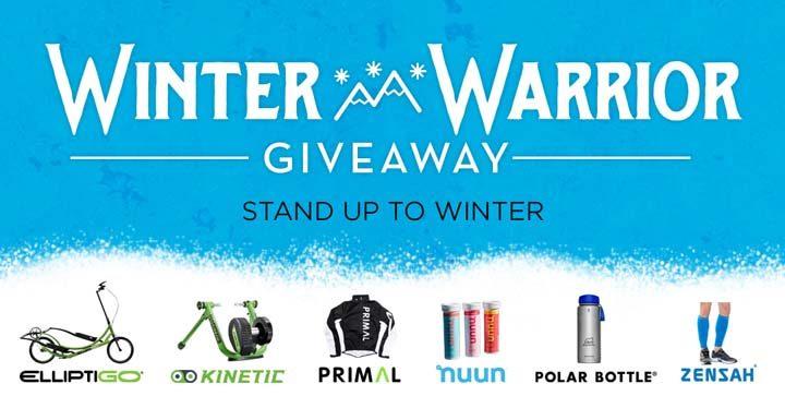 Winter Warrior Giveaway Sweepstakes