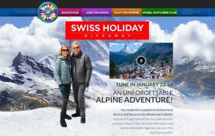 Swiss Holiday Giveaway