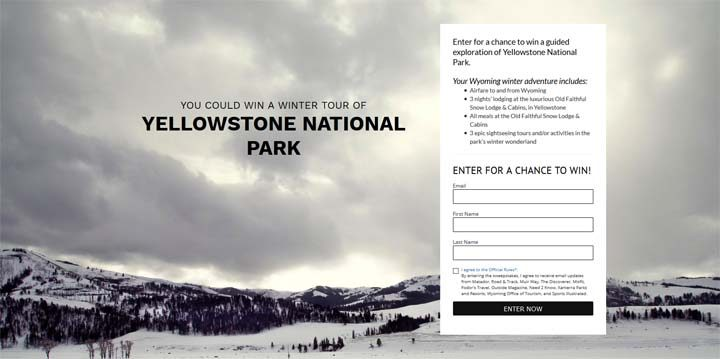 yellowstone-national-park-contest