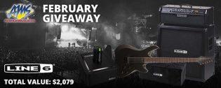 Line 6 Guitar Rig Giveaway