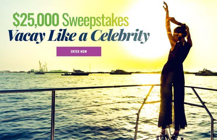 Shape $25,000 Sweepstakes