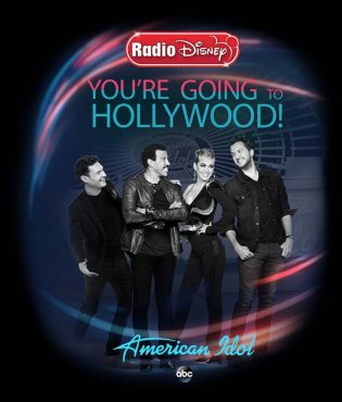 Radio Disney You're Going to Hollywood Sweepstakes