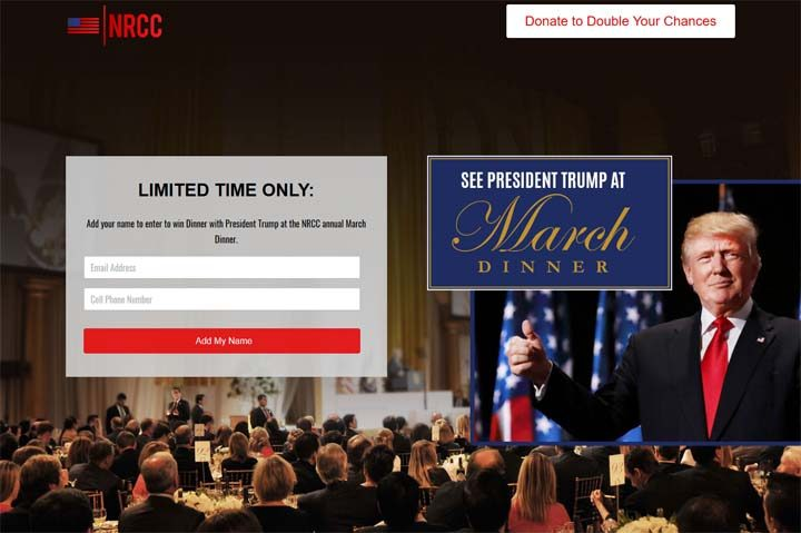 march-president-dinner-contest