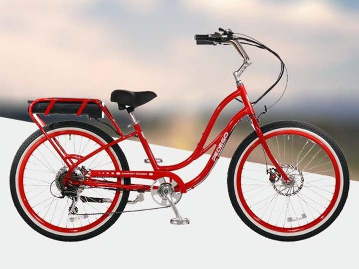 Win a Pedego Electric Bicycle Sweepstakes