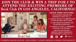 The Book Club Contest Sweepstakes Pit
