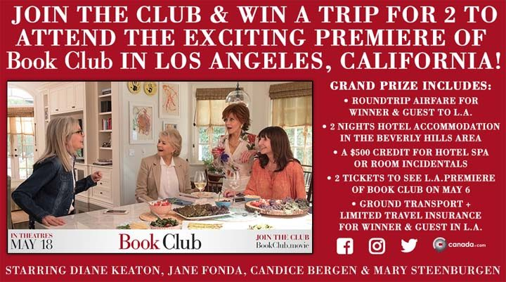 Book Club Contest