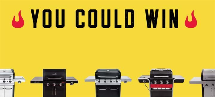 Char-Broil Review Sweepstakes