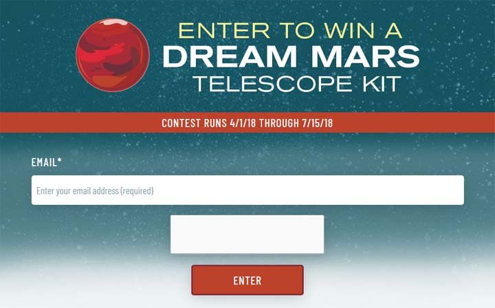 dream-mars-contest
