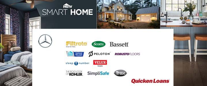 smart home giveaway hgtvsmart sweepstakes pit. Black Bedroom Furniture Sets. Home Design Ideas