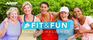 AARP Fit & Fun Health Challenge