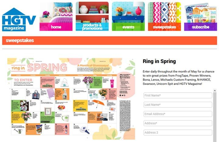 hgtv-ring-in-spring-contest