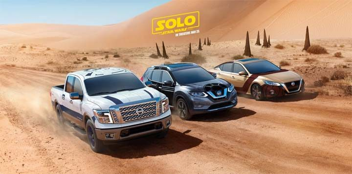Star Wars & Nissan Best in the Galaxy Sweepstakes