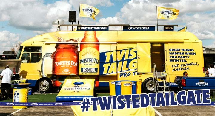 Twisted Tea Twisted Tailgate Photo Contest