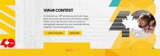 VIA Rail VIA40 Contest