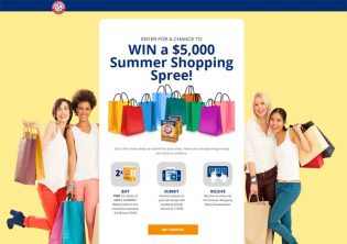 ARM & HAMMER Summer Shopping Spree Sweepstakes