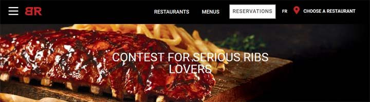 Bâton Rouge For serious Ribs Lovers Contest