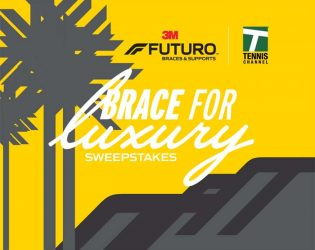 3M FUTURO Brace for Luxury Sweepstakes