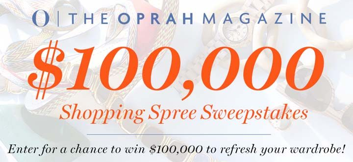 oprah-magazine-sweepstakes