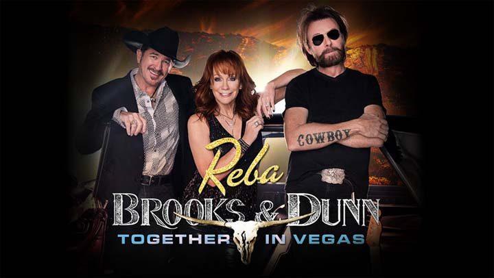 Reba, Brooks & Dunn Las Vegas Flyaway Sweepstakes