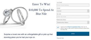 bluenile-sweepstakes
