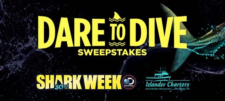 Dare to Dive Sweepstakes