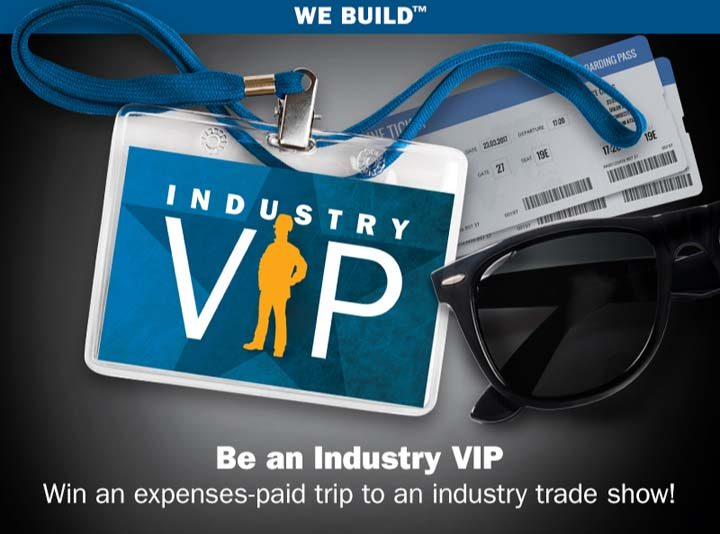 Miller Industry VIP Sweepstakes