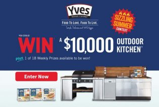 Yves Veggie Cuisine Sizzing Summer Fire Up Your Grill Contest