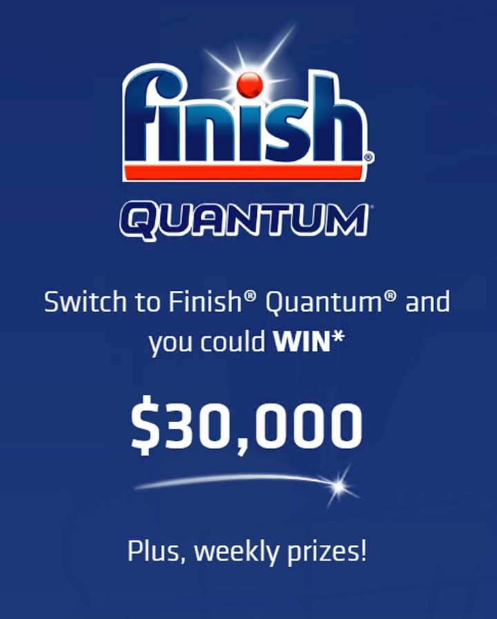 FINISH Quantum Switch & You Could Win Contest