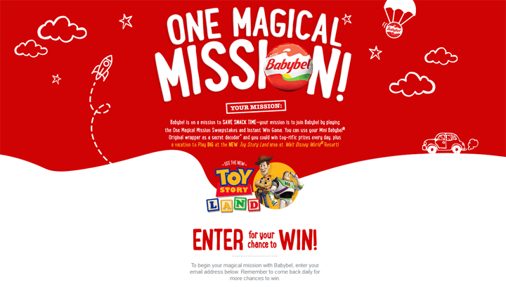 one-magical-mission-sweepstakes