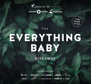 weeSpring Everything Baby Giveaway