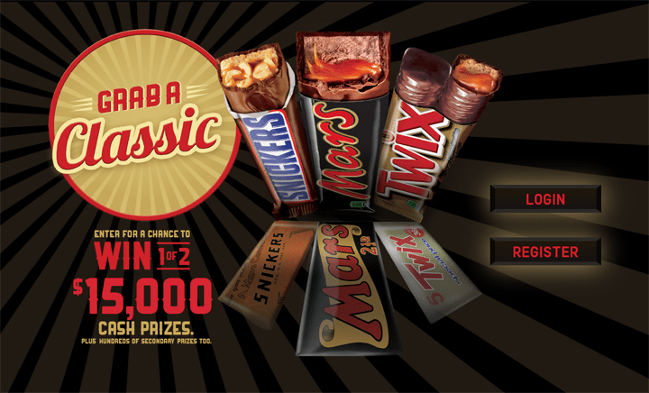 Grab a Classic Sweepstakes