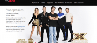 my-dish-x-factor-sweepstakes