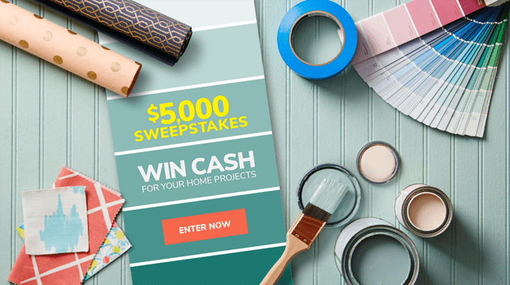 $5,000 Summer Sweepstakes
