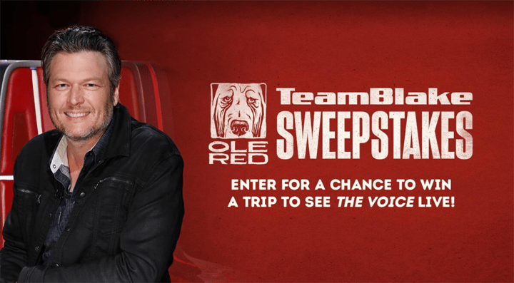 team-blake-sweepstakes
