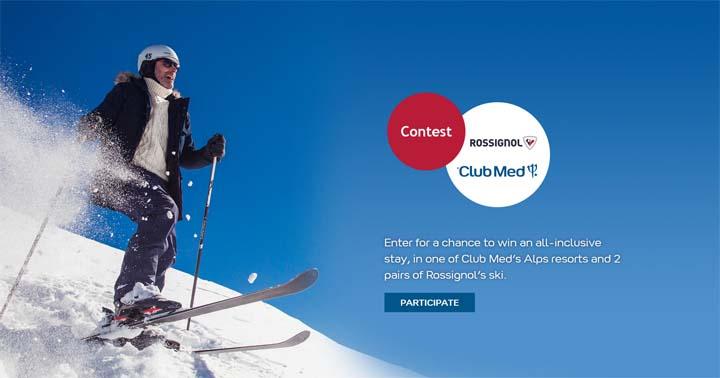 Club Med x Rossignol Contest