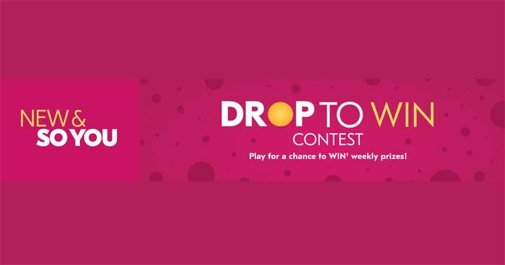 Shoppers Drug Mart New & So You Contest