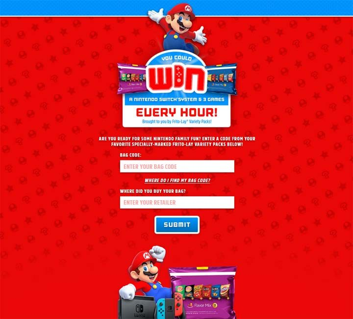 frito-lay-nintendo-sweepstakes