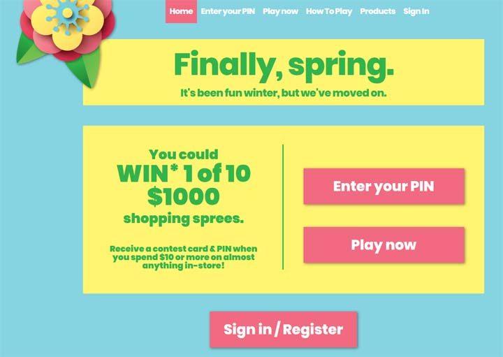 shoppers-drug-mart-spring-contest