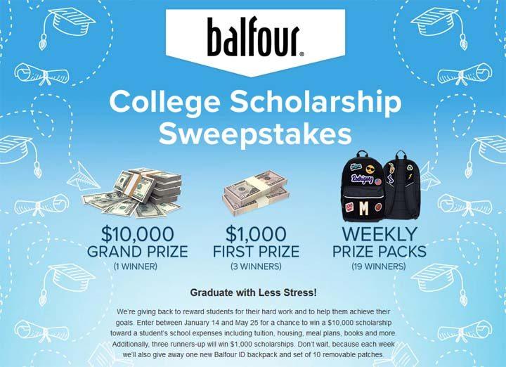 balfour-college-scholarship-sweepstakes